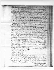 This deed was recorded in Caswell County July Court 1812.
