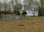 This is Bethlehem Church Cemetery, about 1.5 miles outside Pickens, S.C.