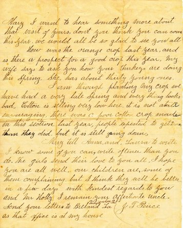 "In this letter, he wrote his last name as ""Peirce."" Some of his descendants now spell the name as ""Pierce,"" while others have retained the ""Peirce"" spelling. © Tom Hughes and Hughes' Views & News, 2018. Unauthorized use and/or duplication of this material without express and written permission from this site's author and/or owner is strictly prohibited. Excerpts and links may be used, provided that full and clear credit is given to Tom Hughes and Hughes' Views & News with appropriate and specific direction to the original content."