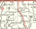 This map is from 1900.