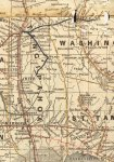 This railroad map is from 1914. Click to enlarge.